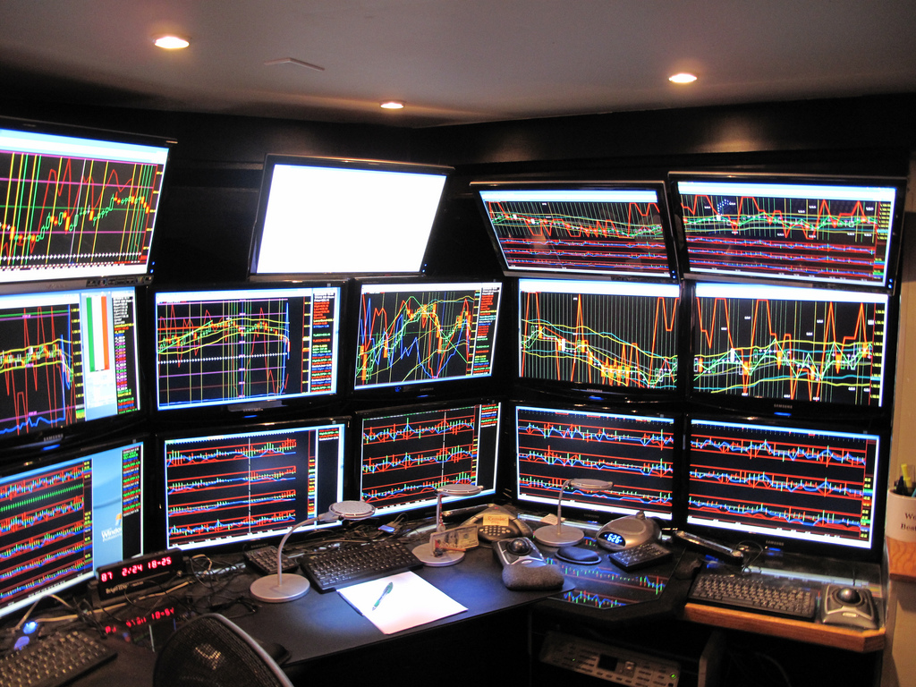 Full time trader desk
